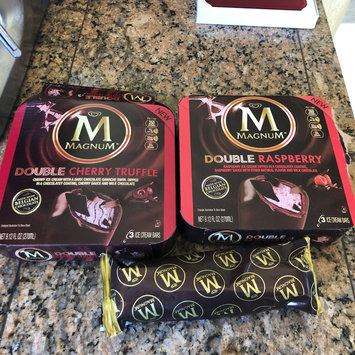 Photo of Magnum® Double Raspberry Ice Cream Bars 3 count Box uploaded by Jan a.