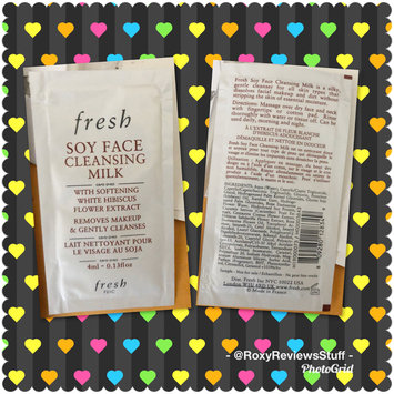 Photo of fresh Soy Face Cleansing Milk uploaded by Roxanne O.