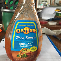 Ortega Taco Sauce Medium uploaded by Audra W.