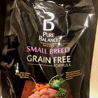 Pure Balance™ Small Breed Chicken & Brown Rice Recipe Dog Food 7 lb. Bag uploaded by Kera G.