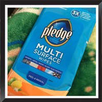 Pledge Multi-Surface Wipes uploaded by Connor M.