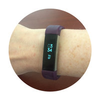 Fitbit 'Alta' Wireless Fitness Tracker, Size Small - Purple uploaded by Rebecca H.