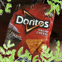 Doritos®  Nacho Cheese Flavored Tortilla Chips uploaded by abigail l.