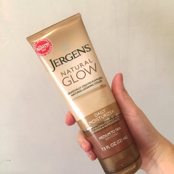 Photo of JERGENS® Natural Glow® Daily Moisturizer uploaded by Rebeca L.