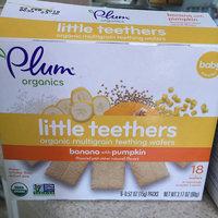 Plum Organics Little Teethers Banana With Pumpkin uploaded by Jennifer L.
