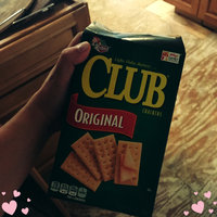 Keebler Club Original Crackers uploaded by Amanda K.