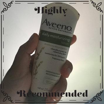 Photo of Aveeno® Daily Moisturizing Lotion uploaded by Amanda K.