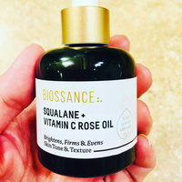 Biossance Squalane + Vitamin C Rose Oil 1 oz/ 30 mL uploaded by Angely S.