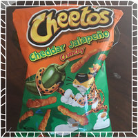 CHEETOS® Crunchy Cheddar Jalapeno Cheese Flavored Snacks uploaded by Jill R.