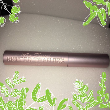Photo of Too Faced Better Than Sex Mascara uploaded by Antonia M.