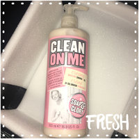 Soap & Glory Clean On Me(TM) Creamy Moisture Shower Gel 16.2 oz uploaded by Antonia M.
