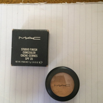 Photo of M.A.C Cosmetics Studio Finish SPF 35 Concealer uploaded by Rebecca B.