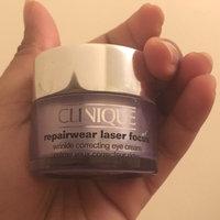 Clinique Repairwear Laser Focus™ Wrinkle Correcting Eye Cream uploaded by madhavi T.