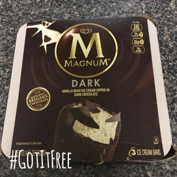 Photo of Magnum® Double Raspberry Ice Cream Bars 3 count Box uploaded by Yesenia G.