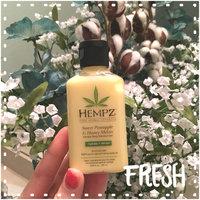 Hempz Sweet Pineapple & Honey Melon Moisturizer uploaded by Marissa M.
