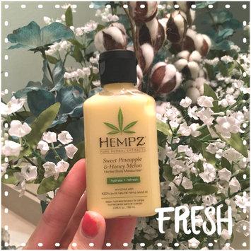 Photo of Hempz Sweet Pineapple & Honey Melon Moisturizer uploaded by Marissa M.