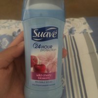 Suave® 24 Hour Protection Wild Cherry Blossom Invisible Solid Anti-Perspirant Deodorant uploaded by Estefania V.