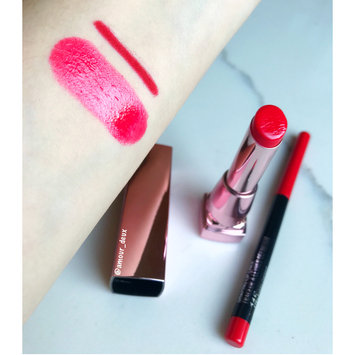 Photo of Maybelline Color Sensational® Shine Compulsion Lipstick uploaded by JJ & Elle P.