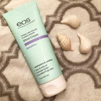 Photo of eos™ Shave Cream Sensitive uploaded by Tina R.