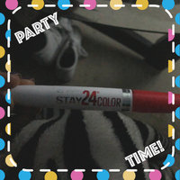 Maybelline SuperStay 24® Liquid Lipstick uploaded by Heather F.