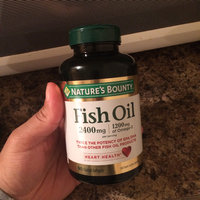 Nature's Bounty Odorless Fish Oil uploaded by Guerrera d.