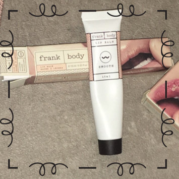 Photo of Frank Body Lip Balm uploaded by Emeline J.