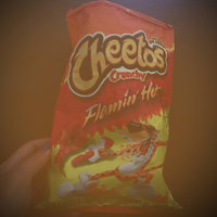 CHEETOS® Crunchy Flamin' Hot® Cheese Flavored Snacks uploaded by Abigail L.