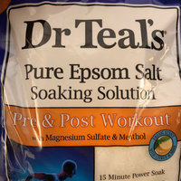 Dr. Teal's Pre & Post Workout Soak uploaded by KayLeigh L.