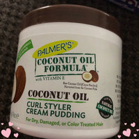 Palmer's Coconut Oil Formula Curl Condition Hair Pudding uploaded by Wendy C.