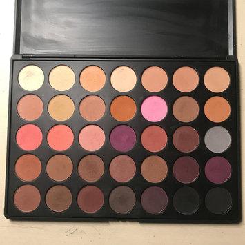Photo of Morphe 35N - 35 Color Matte Eyeshadow Palette uploaded by Mackenzie s.
