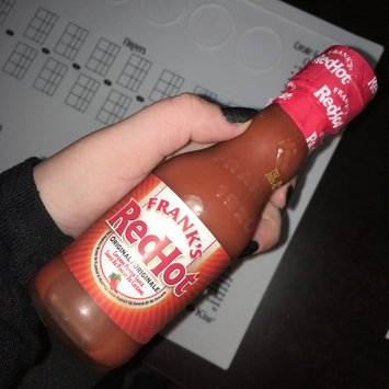Photo of Frank's RedHot® Original Cayenne Pepper Sauce uploaded by Kelly L.