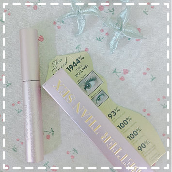 Photo of Too Faced Better Than Sex Mascara uploaded by Eimaa S.