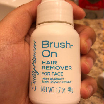 Photo of Sally Hansen® Brush On Hair Remover Cream for Face uploaded by Wafa D.