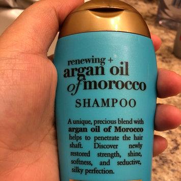 Photo of OGX® Renewing Argan Oil Of Morocco Shampoo uploaded by Wafa D.