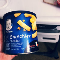 Gerber® Lil' Crunchies® Garden Tomato uploaded by Shivangi K.
