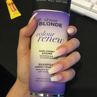 John Frieda® Sheer Blonde Colour Renew Tone-Correcting Shampoo uploaded by jessica b.