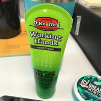O'Keeffe's Working Hands Hand Cream, 3 oz uploaded by Danah A.