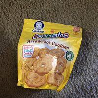 Gerber® Graduates® Arrowroot Cookies uploaded by Nayantara K.