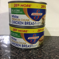 Campbell's Swanson Breast White Premium Chunk In Water Chicken uploaded by Chakirah K.