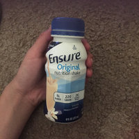 Ensure® Original Vanilla Nutrition Shake uploaded by ElizabethxJeniffer L.