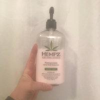 Hempz Pomegranate Herbal Moisturizer uploaded by Becca M.