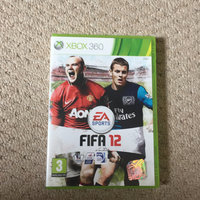 EA FIFA Soccer 12 Xbox 360 uploaded by scarlet s.