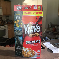 Kellogg's® Krave® Chocolate Cereal 19.9 oz. Box uploaded by Laura M.