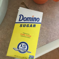 Domino Pure Cane Granulated Sugar Sticks uploaded by Laura M.