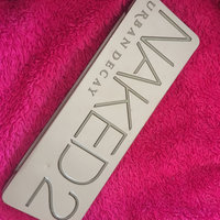 Urban Decay Naked2 Eyeshadow Palette uploaded by Tania I.