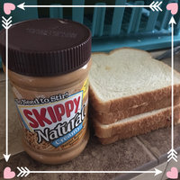 SKIPPY® Natural Creamy Peanut Butter Spread uploaded by Ashtyn J.