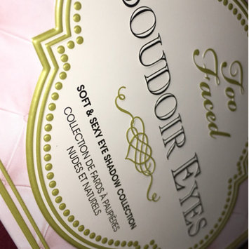 Photo of Too Faced Boudoir Eyes Soft & Sexy Shadow Collection uploaded by Gates S.