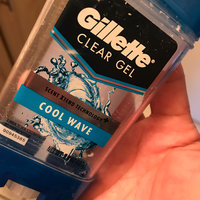 Gillette 3x Triple Protection System Anti-perspirant Deodorant Clear Gel Cool Wave uploaded by Karel M.