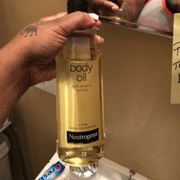 Neutrogena® Body Oil uploaded by 💋💋💋💋💋Davita D.
