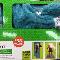 Gaiam Premium Teal Hot Yoga Kit, Turquoise/Blue (Turq/Aqua), 05-62653 uploaded by Sofi G.